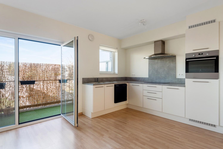 Recent en modern appartement met twee slaapkamers en terras te Deurne! afbeelding 1