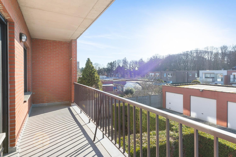 Verzorgd appartement met twee slaapkamers en terras te Wijnegem! afbeelding 13