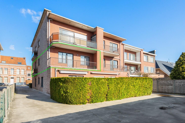 Verzorgd appartement met twee slaapkamers en terras te Wijnegem! afbeelding 15
