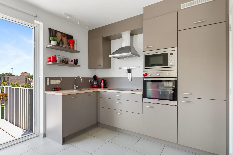 Recent en lichtrijk hoekappartement met twee slaapkamers en zonnig terras te Schoten! afbeelding 7
