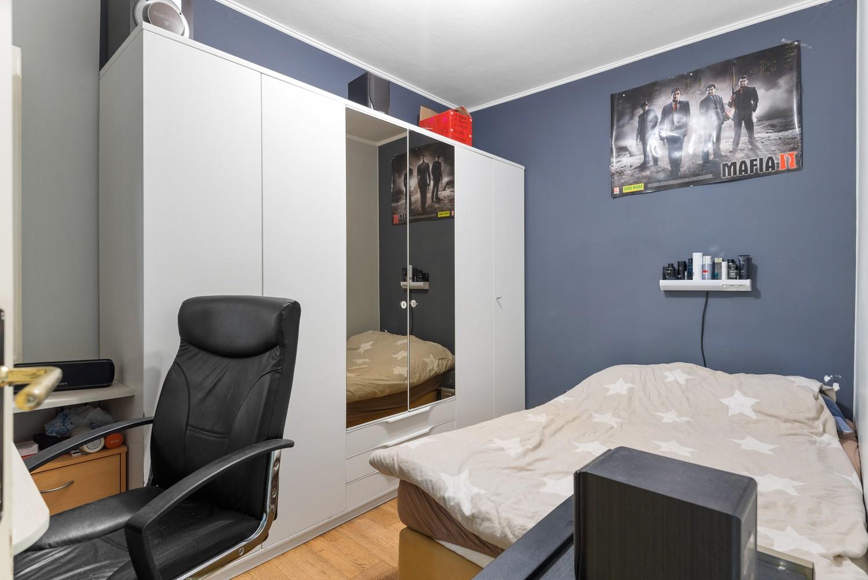 Verzorgd appartement met twee slaapkamers en tuin te Deurne. afbeelding 12