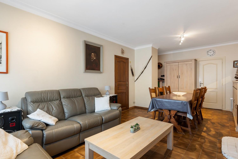 Verzorgd appartement met twee slaapkamers en tuin te Deurne. afbeelding 7