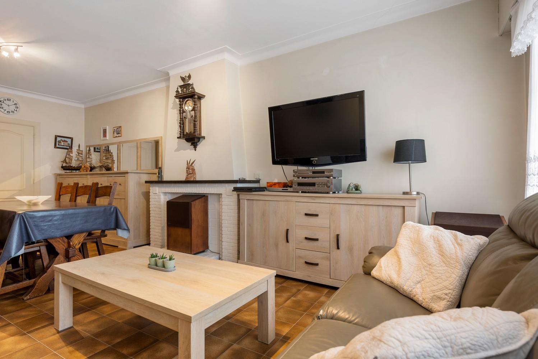 Verzorgd appartement met twee slaapkamers en tuin te Deurne. afbeelding 4