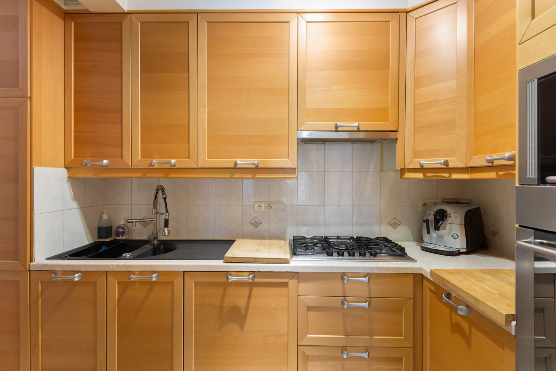 Verzorgd appartement met twee slaapkamers en tuin te Deurne. afbeelding 9