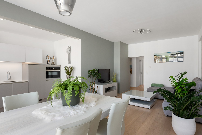 Stijlvol gerenoveerd appartement gelegen tussen het historisch centrum en 't Eilandje! afbeelding 7