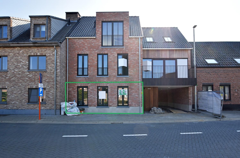 Licht en functioneel appartement (+-102,6m²) met 3 slaapkamers, terras en oost-georiënteerde privatieve tuin! afbeelding 2