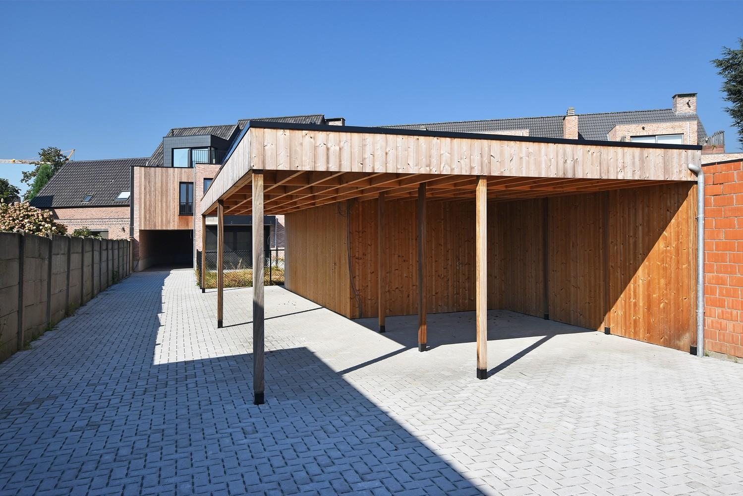 Licht en functioneel appartement (+-102,6m²) met 3 slaapkamers, terras en oost-georiënteerde privatieve tuin! afbeelding 8