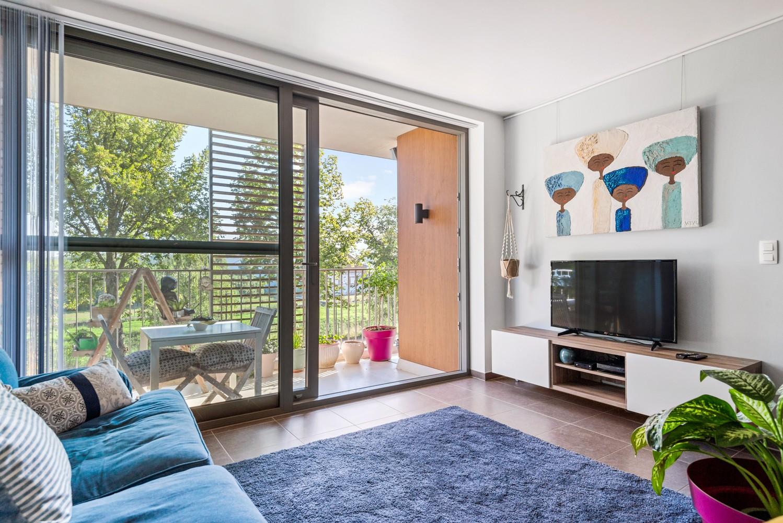 Smaakvol en recent appartement met twee slaapkamers en terras op  de grens Berchem/Mortsel afbeelding 9