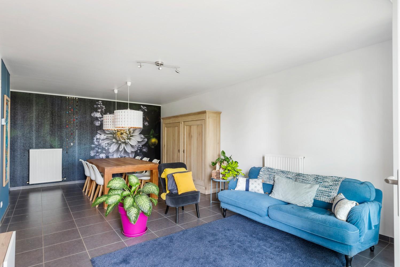 Smaakvol en recent appartement met twee slaapkamers en terras op  de grens Berchem/Mortsel afbeelding 10