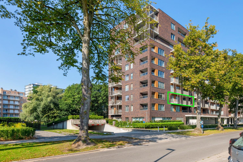 Smaakvol en recent appartement met twee slaapkamers en terras op  de grens Berchem/Mortsel afbeelding 23
