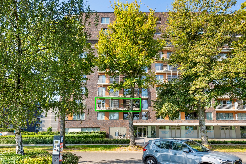 Smaakvol en recent appartement met twee slaapkamers en terras op  de grens Berchem/Mortsel afbeelding 22
