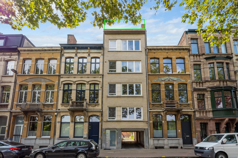 Aangename dakstudio met riant zonneterras grenzend aan Zurenborg en 't Groen Kwartier! afbeelding 12