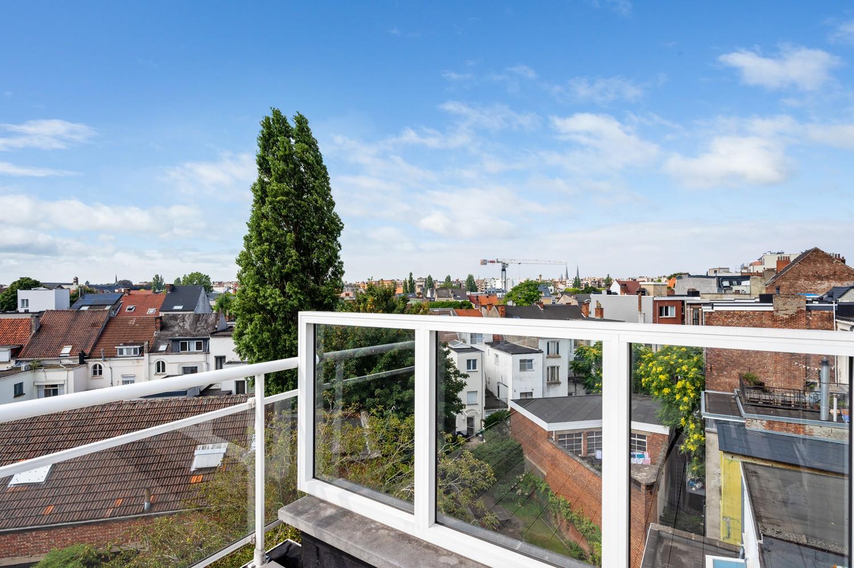 Aangename dakstudio met riant zonneterras grenzend aan Zurenborg en 't Groen Kwartier! afbeelding 9