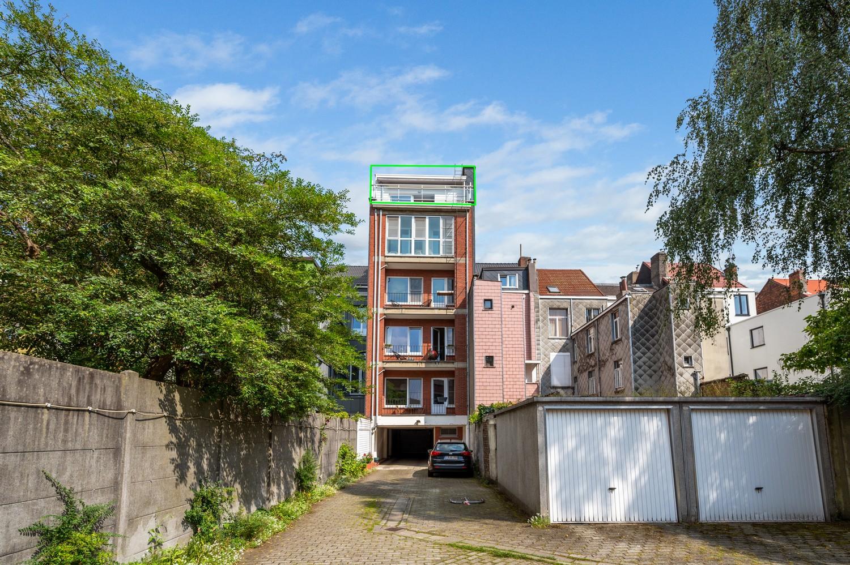 Aangename dakstudio met riant zonneterras grenzend aan Zurenborg en 't Groen Kwartier! afbeelding 13