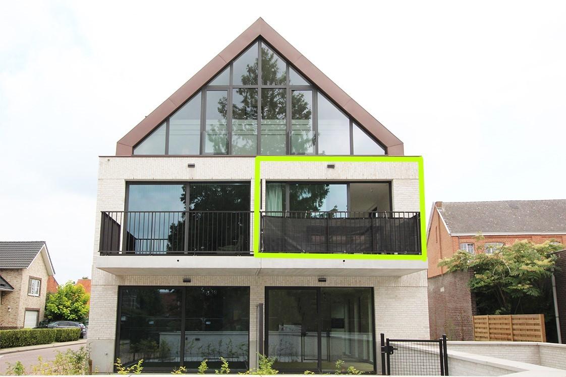 Recent, lichtrijk appartement met riant terras in centrum Broechem! afbeelding 14