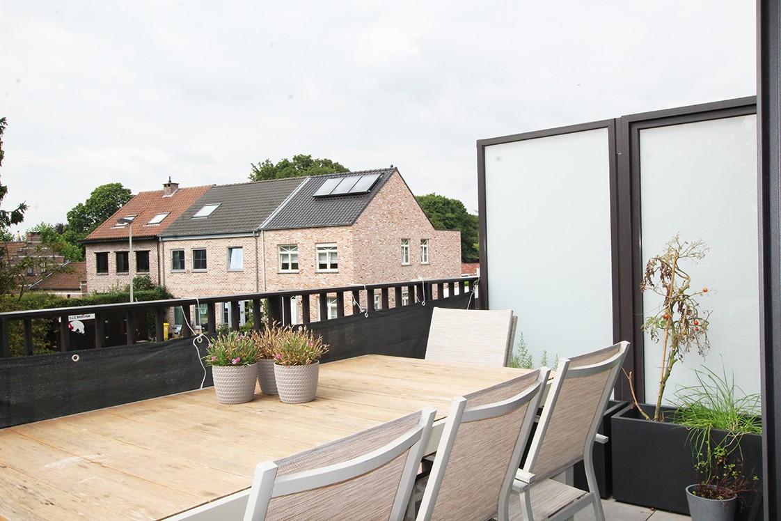 Recent, lichtrijk appartement met riant terras in centrum Broechem! afbeelding 9