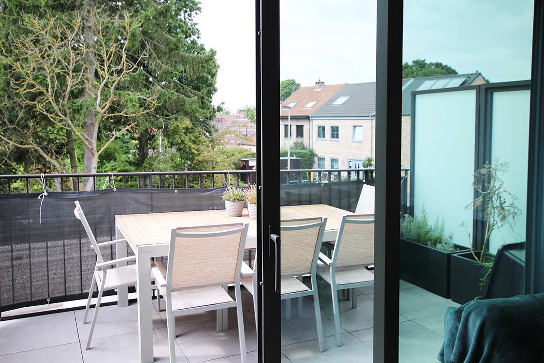 Recent, lichtrijk appartement met riant terras in centrum Broechem! afbeelding 8