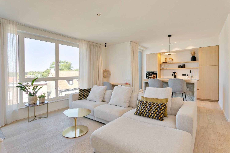 Luxueus en smaakvol afgewerkt dakappartement in het centrum van Schilde! afbeelding 1