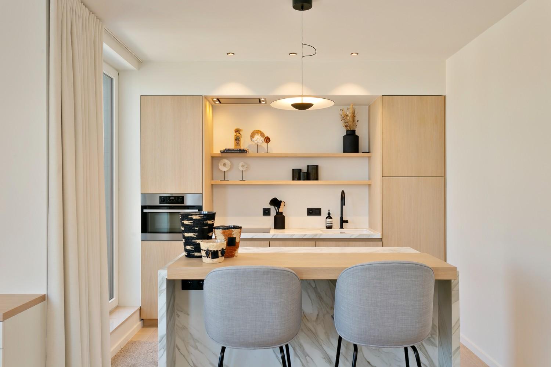 Luxueus en smaakvol afgewerkt dakappartement in het centrum van Schilde! afbeelding 3