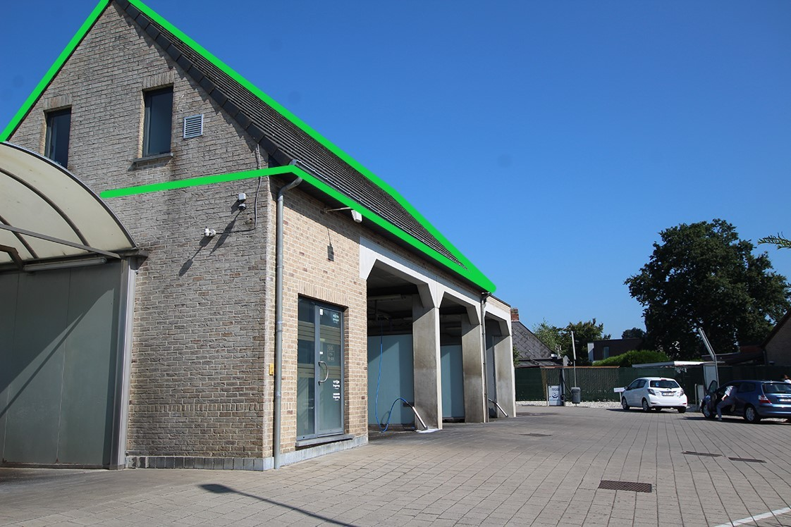 Handelspand (60m²) op een centrale locatie in Emblem te huur! afbeelding 1