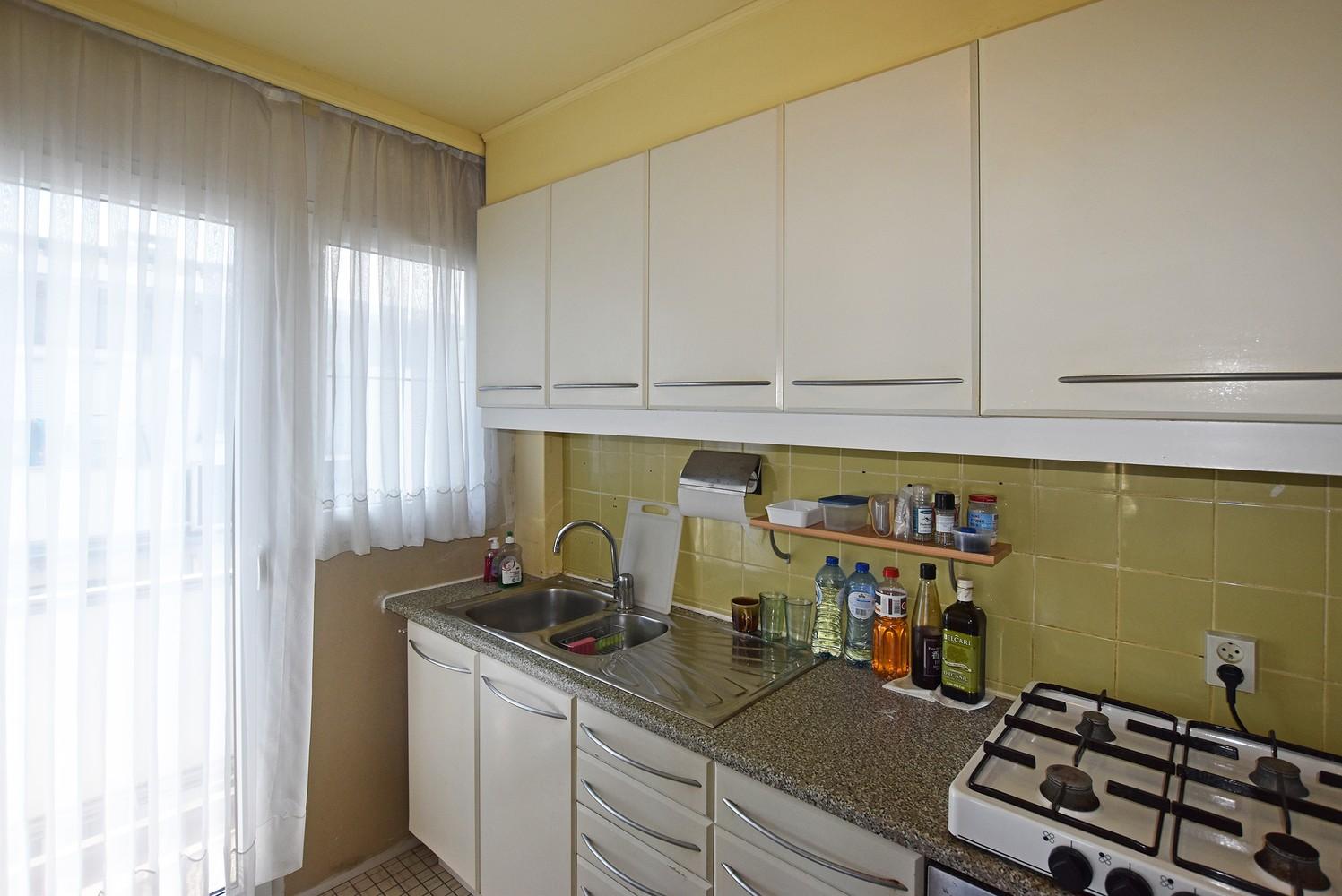 Verzorgd appartement met twee slaapkamers nabij het Te Boelaerpark. afbeelding 3