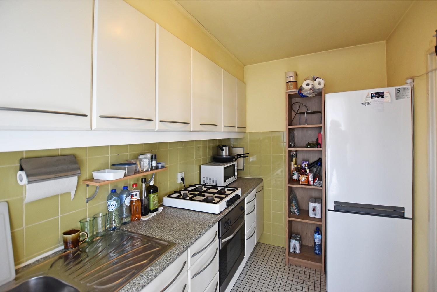 Verzorgd appartement met twee slaapkamers nabij het Te Boelaerpark. afbeelding 4