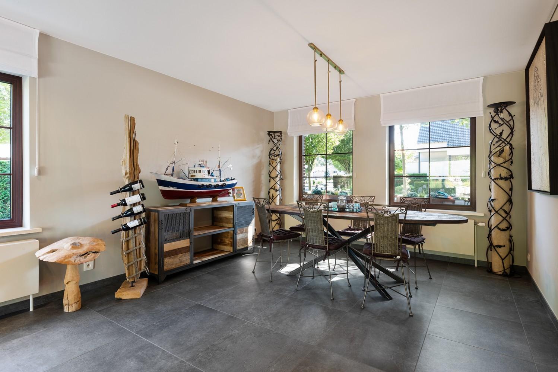 Luxueus afgewerkte woning op een rustige, groene locatie in Hoboken! afbeelding 6