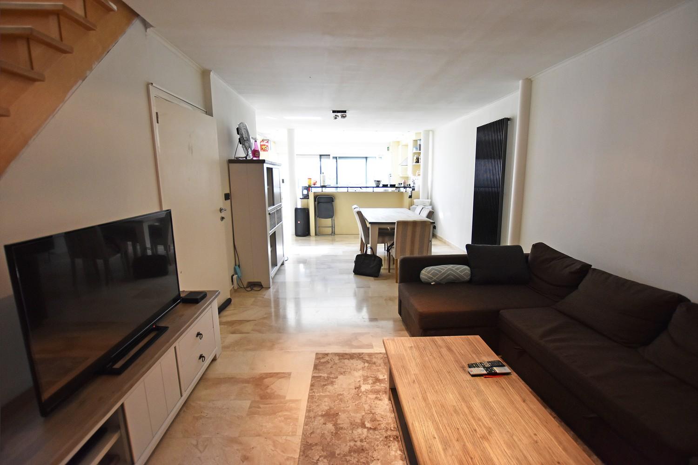 Woning/duplex-appartement met drie slaapkamers en een riant terras. afbeelding 3