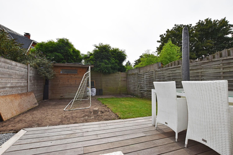 Mooie woning met drie slaapkamers en zonnige tuin te Schoten. afbeelding 18