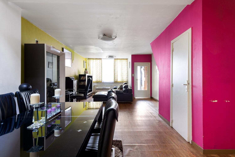 Op te frissen eengezinswoning met drie slaapkamers en buitenruimte te Deurne. afbeelding 3