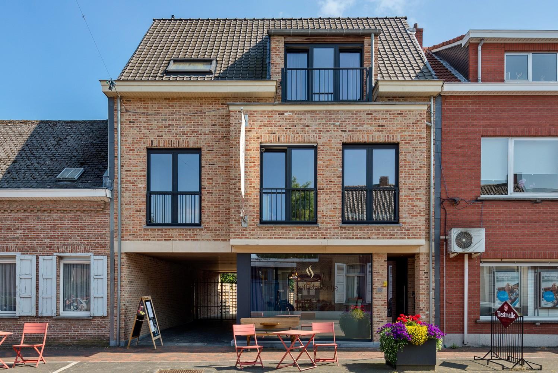 Modern éénslaapkamerappartement met zonnig terras in hartje Zandhoven! afbeelding 9