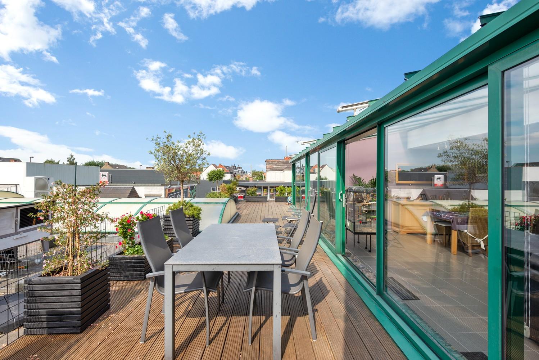 Riant appartement (157 m²) met groot dakterras te Kapellen! afbeelding 15