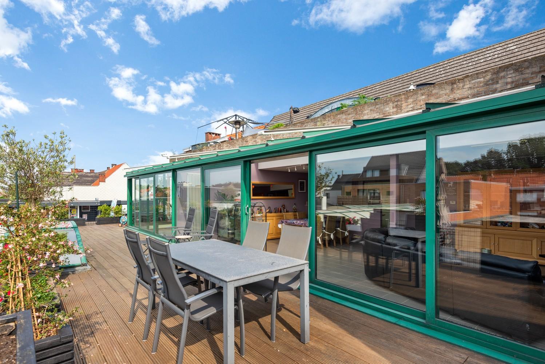 Riant appartement (157 m²) met groot dakterras te Kapellen! afbeelding 14