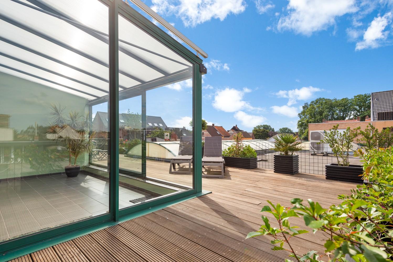 Ruim appartement (101 m²) met groot dakterras te Kapellen! afbeelding 10