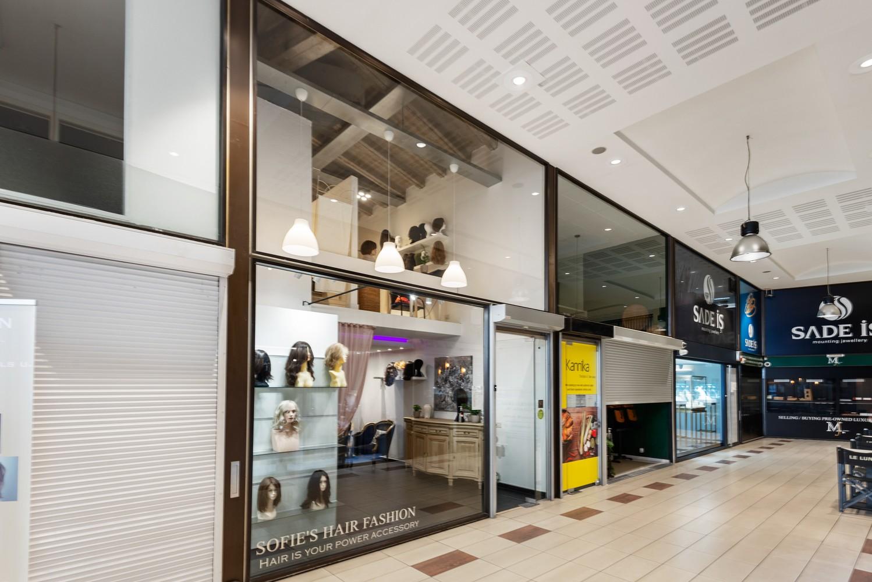 Winkelruimte/praktijk/kantoor (73 m²) in de bruisende Diamantwijk van Antwerpen. afbeelding 3