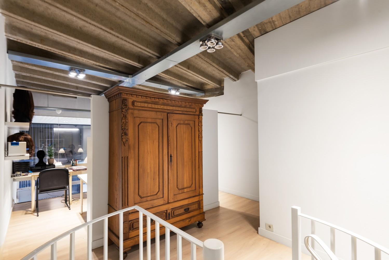 Winkelruimte/praktijk/kantoor (73 m²) in de bruisende Diamantwijk van Antwerpen. afbeelding 8