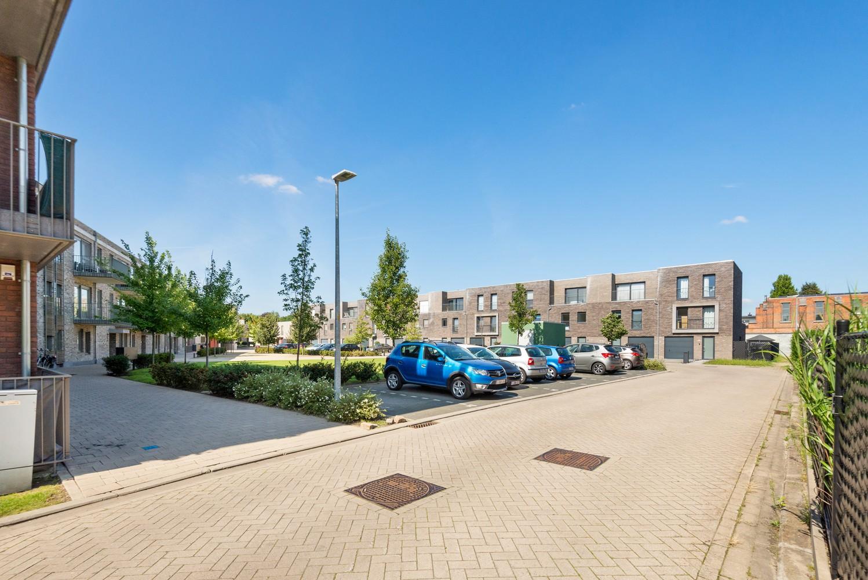 Lichtrijk hoekappartement met 2 slpk, zonnig terras & staanplaats afbeelding 17