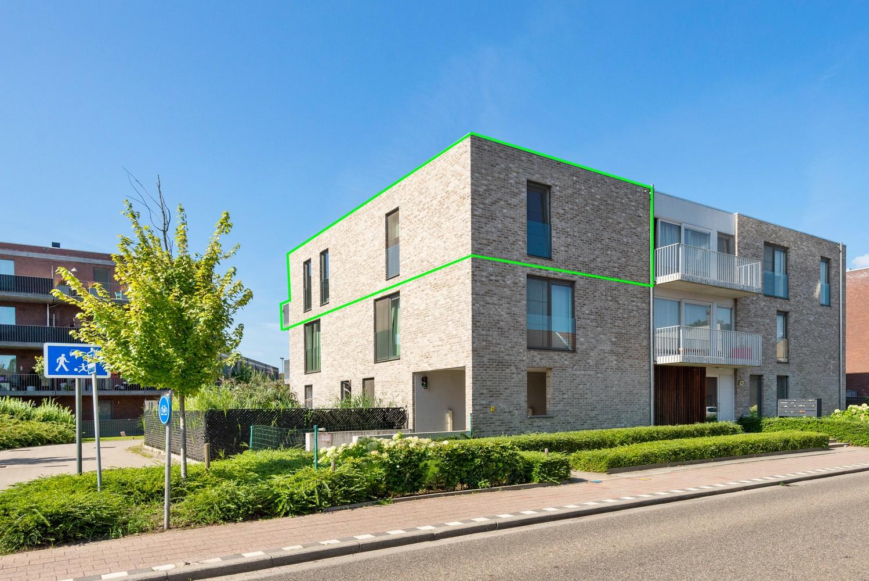 Lichtrijk hoekappartement met 2 slpk, zonnig terras & staanplaats afbeelding 18