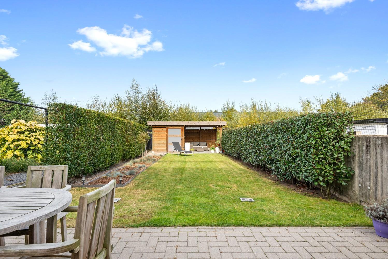 Modern gelijkvloers appartement met leuke tuin, 2 slaapkamers en autostaanplaats in Wommelgem! afbeelding 15