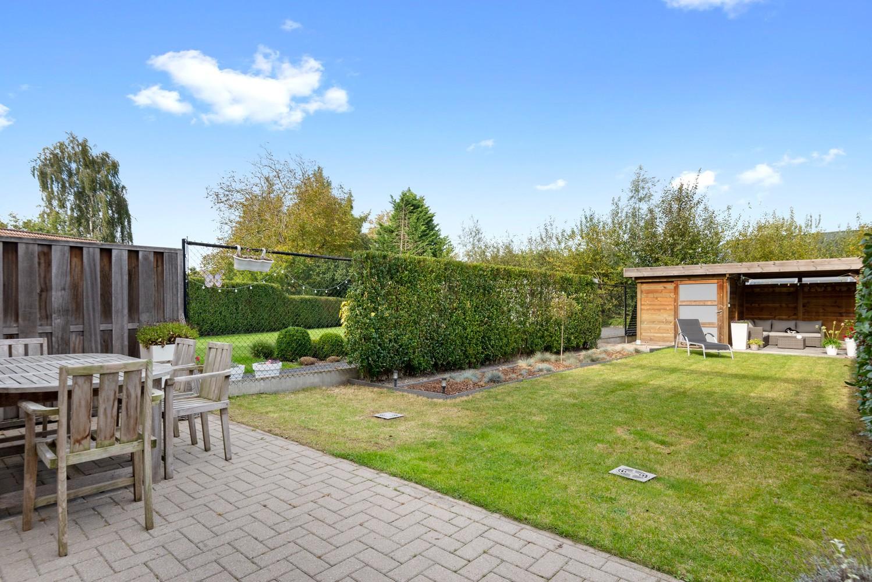 Modern gelijkvloers appartement met leuke tuin, 2 slaapkamers en autostaanplaats in Wommelgem! afbeelding 16
