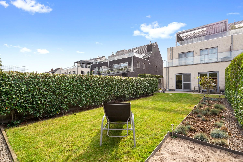 Modern gelijkvloers appartement met leuke tuin, 2 slaapkamers en autostaanplaats in Wommelgem! afbeelding 17