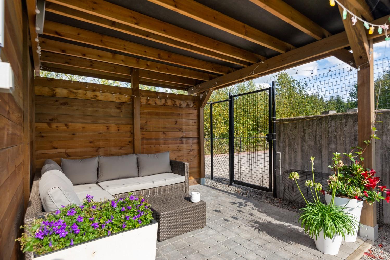 Modern gelijkvloers appartement met leuke tuin, 2 slaapkamers en autostaanplaats in Wommelgem! afbeelding 19