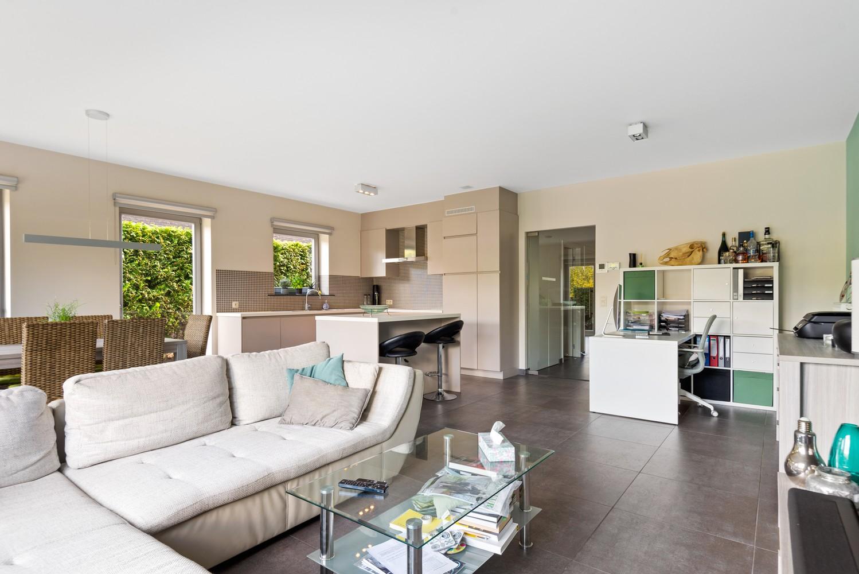 Modern gelijkvloers appartement met leuke tuin, 2 slaapkamers en autostaanplaats in Wommelgem! afbeelding 10