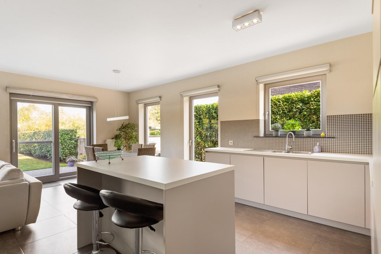 Modern gelijkvloers appartement met leuke tuin, 2 slaapkamers en autostaanplaats in Wommelgem! afbeelding 6