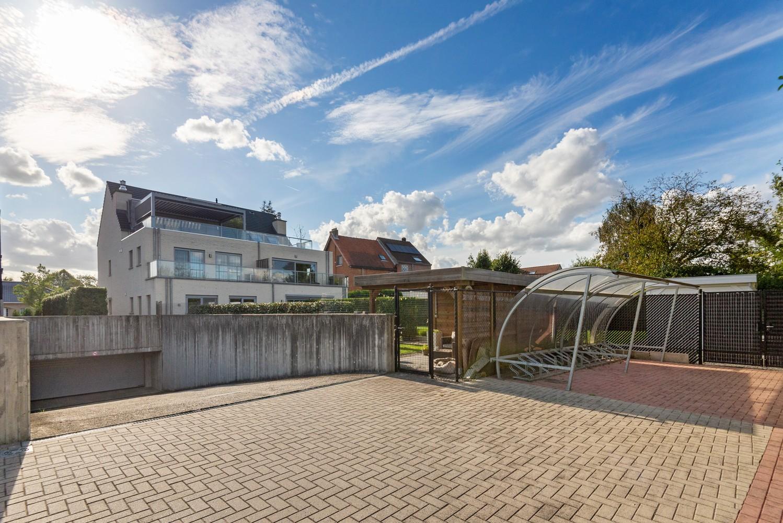 Modern gelijkvloers appartement met leuke tuin, 2 slaapkamers en autostaanplaats in Wommelgem! afbeelding 21