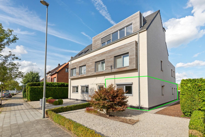 Modern gelijkvloers appartement met leuke tuin, 2 slaapkamers en autostaanplaats in Wommelgem! afbeelding 22