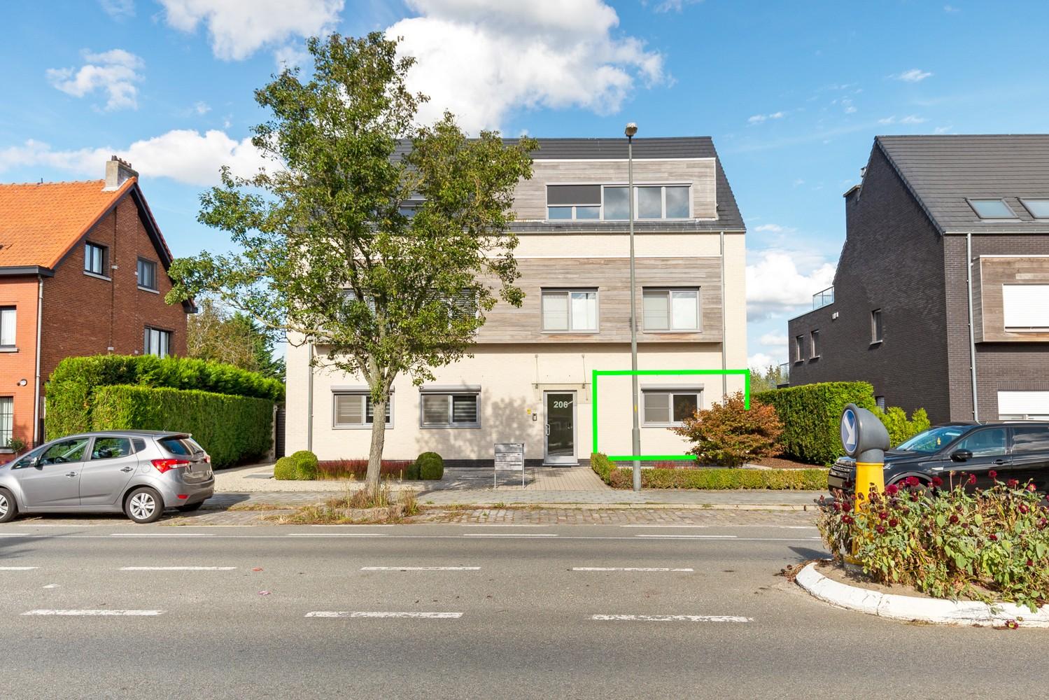 Modern gelijkvloers appartement met leuke tuin, 2 slaapkamers en autostaanplaats in Wommelgem! afbeelding 23