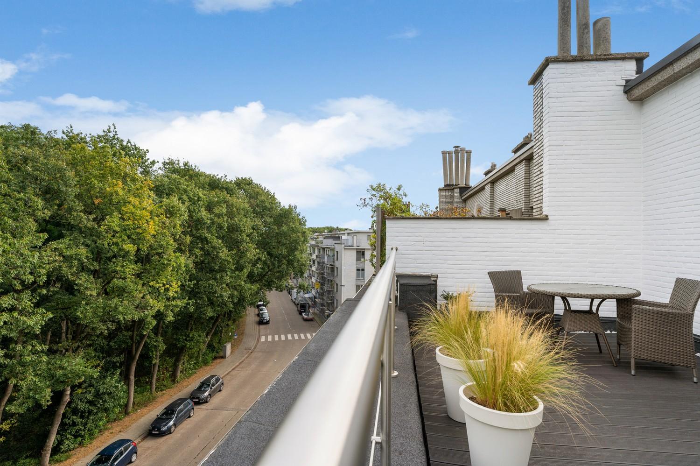 Mooi, lichtrijk dakappartement met 1 slaapkamer en ruim terras in Deurne afbeelding 7