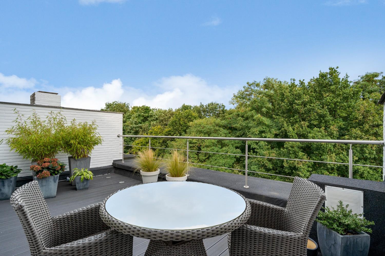 Mooi, lichtrijk dakappartement met 1 slaapkamer en ruim terras in Deurne afbeelding 8