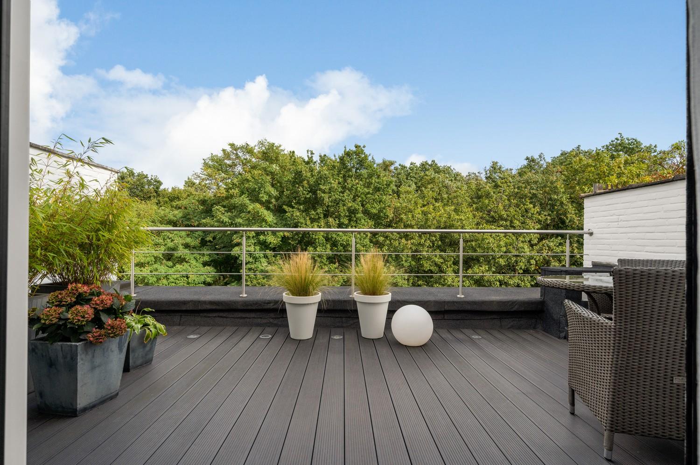 Mooi, lichtrijk dakappartement met 1 slaapkamer en ruim terras in Deurne afbeelding 9